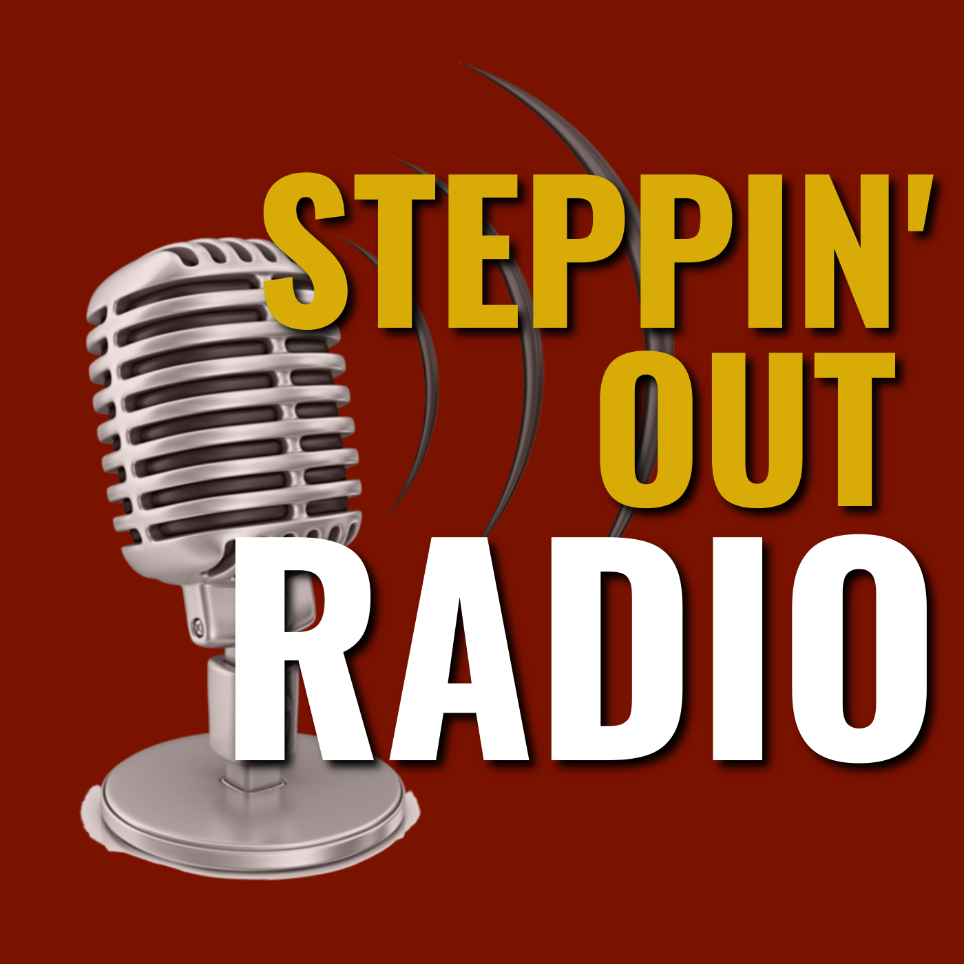12 Step, Addiction Revovery, Transformation.  Steppin' Out Radio